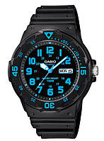 Мужские японские часы  CASIO  MRW-200H-2B, фото 1