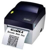 Принтер печати этикеток Godex DT4 Plus (203 dpi)