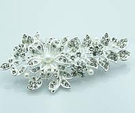 Восхитительные гребни для невест. Свадебные аксессуары от бижутерии оптом RRR. 208