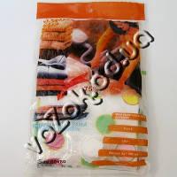 Пакеты для вакуумной упаковки вещей одежды с клапаном 60х80 мм, фото 1