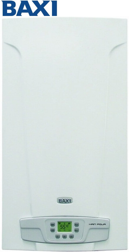 Газовый котёл BAXI DUO-TEC COMPACT 33 GA