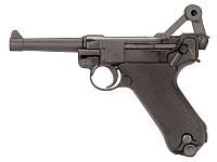 Пистолет пневматический KWC Luger P08 Blowback, фото 1