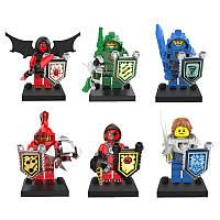 Фигурки Нексо найтс ( Рыцари Nexo Knights)
