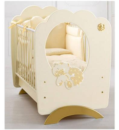 Кроватка Baby Expert LETTINO TESORO MIO, фото 2