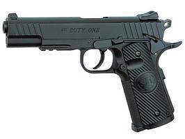 Пневматический пистолет ASG STI Duty One Blowback