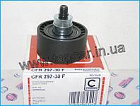 Ролик генератора паразитный на Peugeot Partner II 1.6HD  Caffaro(Польша) 297-30F