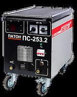 Полуавтомат сварочный двухкорпусной ПАТОН ПС-253.2 DC MIG/MAG.