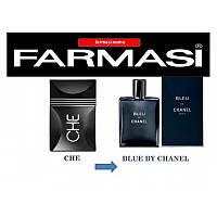 Парфюмированная вода для мужчин Che аналог бренда Blue by chanel