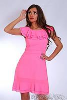 "Платье""BONNI"" (Д.Л.Д) Размеры: 44,46,48"