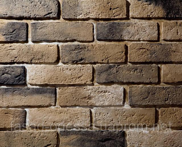 "Фасадный камень ""Кирпич"""