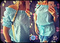 Летняя женская блузка 970