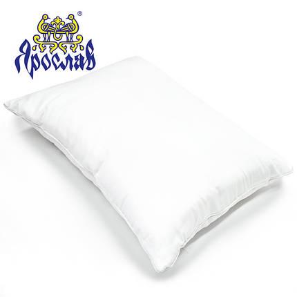 Подушка ТМ Ярослав силикон/бязь, 50х50 см, фото 2