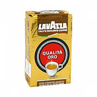 Кофе натуральный молотый Lavazza Qualita Oro