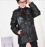 Зимняя куртка пуховик на мальчика, фото 1