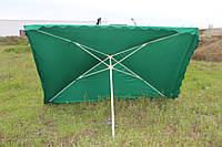 """Зонт 2х3 из плотной ткани с системой """"антиветер"""""""
