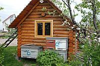 Садовый домик из сруба, фото 1