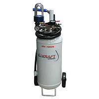 Установка вакуумная для откачивания технических жидкостей 12л HV-120N G.I.KRAFT