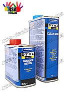 Акриловый лак DYNA CLEAR 5000 (1л) + отвердитель (0,5л)