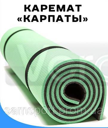 карематы и коврики для походов от Verdani
