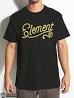 Футболка для мужиков с принтом Element Serpant