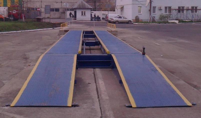 Весы автомобильные Техноваги ОПТИМА-С(80т,16м), фото 2