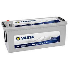 Акумулятор VARTA PM Blue(K8) 140Ah-12v (513x189x223) лівий +