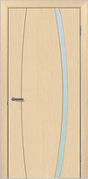 Двери ИДЕАЛ-1 Беленый дуб