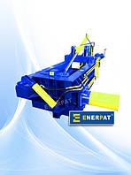 Что из себя представляет пресс для металлолома ENERPAT?