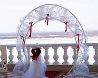 Купить, продам кованую арку свадебную. Изготовление свадебных кованых арок на заказ любой сложности. Ковка