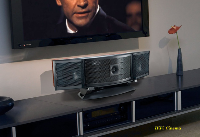 Martin Logan Center Channel High End Home Cinema
