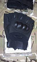 Тактические перчатки ,беспалые OAKLEY (реплика), фото 3