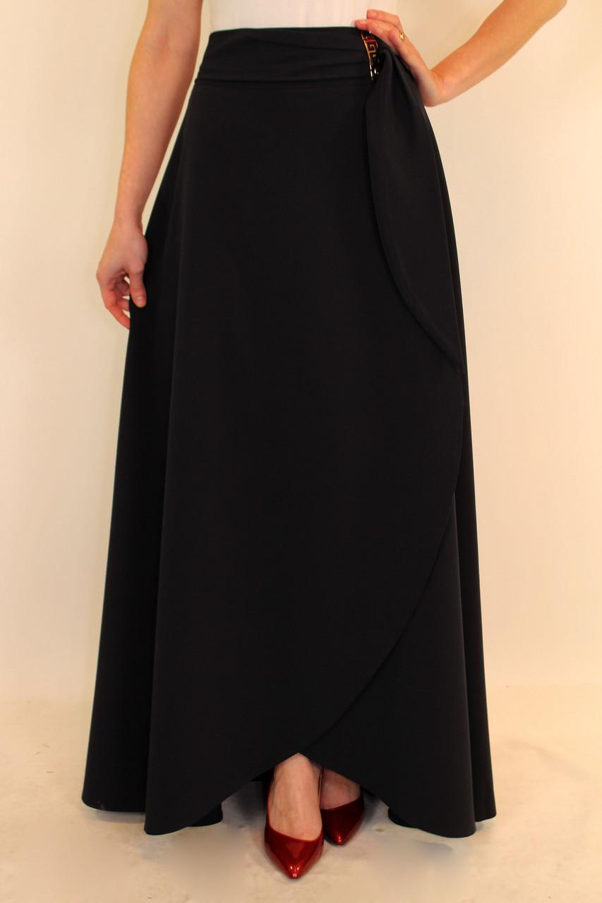 Женская юбка запах 44-52 р
