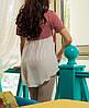 """Оригинальная женская блузка """"Империал фрез"""" до 52 размера, фото 2"""