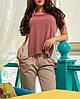 """Оригинальная женская блузка """"Империал фрез"""" до 52 размера, фото 3"""