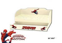 """Кровать Kinder Cool """"Человек-Паук"""", фото 1"""