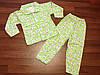 Детская одежда оптом Пижама с начесом оптом