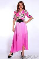 "Платье""Анжелика"" (Д.Л.Д) Размеры: 44,46,48,50,52"