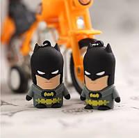 Флешка USB Uniq Герои Marvel Mini Бетмен 16 гб