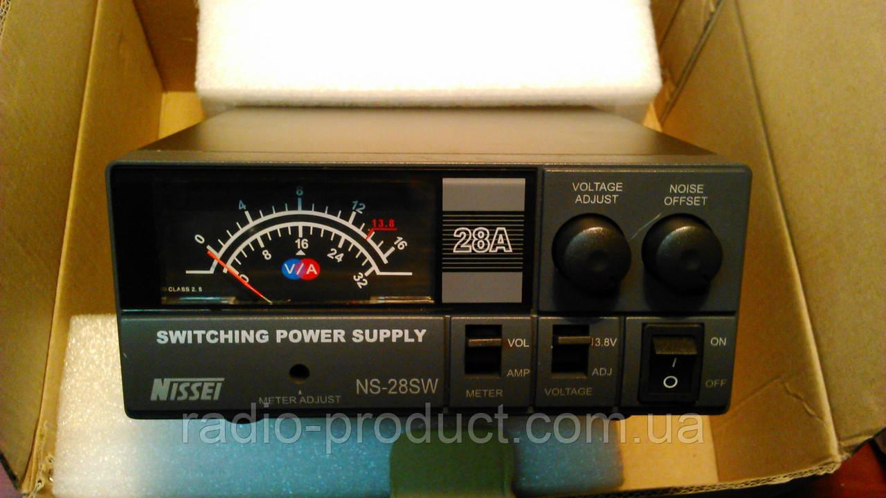 Nissei NS-28 SW, источник (блок) питания для радиостанции