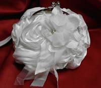 Клатч свадебный(белый)