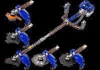 Бензокоса Витязь БГ-4500 профи мотокоса (4,5 кВт)