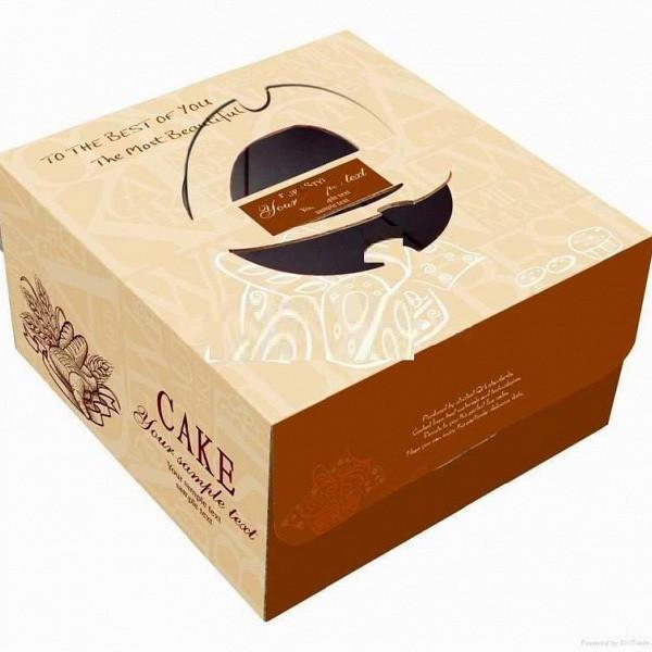 упаковка для тортов купить