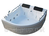 007 (150х150х68см) - Гидромассажная ванна (гидрованна) KO&PO