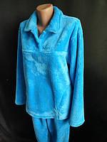 Махровые женские пижамы на зиму., фото 1