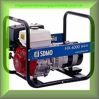 Генератор бензиновый SDMO HX 6000 C