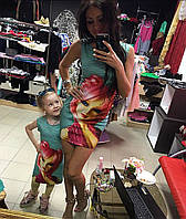 Платье взрослое и детское