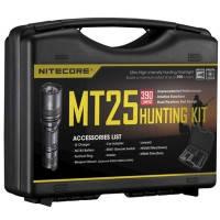 Набор для ночной охоты Nitecore MT25, в подарочном кейсе
