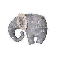 Декоративное изделие Подушка Слон