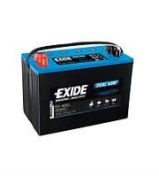 Аккумулятор Exide Dual AGM 100А/ч ( кислотно-свинцовый )