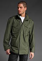 Полевая куртка Slim Fit M-65 Field Coat Alpha Industries (оливковая)